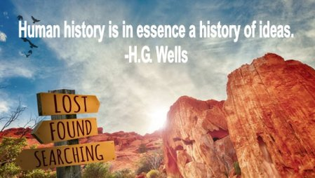 motivational quote, inspiration, H.G. Wells