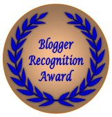 Image result for blogger recognition award