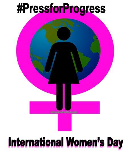 International Women's Day, Celebrating Women, Pre